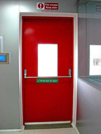Fire rated doors distributor and installer in kenya - What is a fire rated door ...
